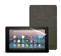 Fire 7 tablet with cover  Vaughan, L4J 8W5