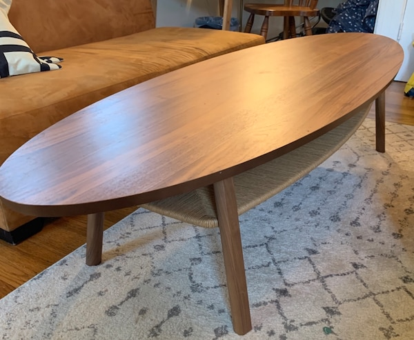 Sold Stockholm Mcm Coffee Table In Los
