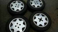 1990 Volkswagen wheels and tires Hyattsville, 20784