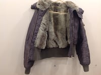 Baby phat - jacket excellent Conditions as new ,green Olives colour ,size L fits size M. Too, v warm Hamilton, L8V 4K6