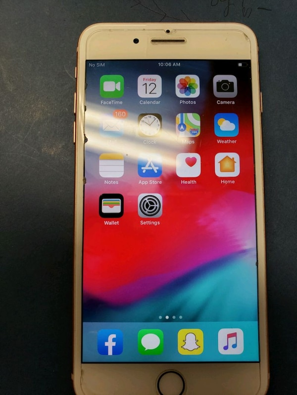 Iphone 8 plus unlocked 64gb (local only cash only) 1d25b8eb-a20e-4a88-95c8-5122b10115c3
