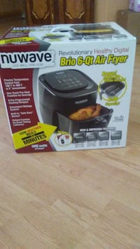 Nuwave Brio 6-Qt. Air Fryer Las Vegas, 89147