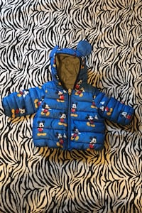 Mickey Mouse coat Milwaukee, 53206