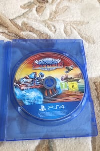 Skylander superchargers ps4 cd
