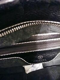 black and white leather bag West Pittsburg