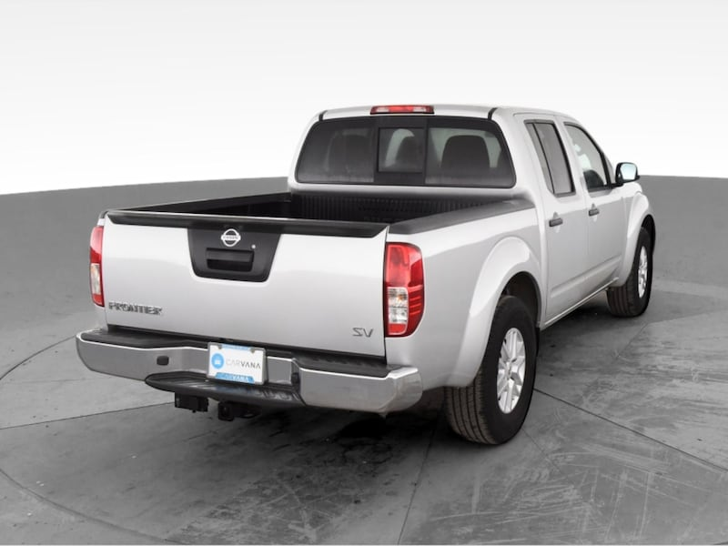 2019 Nissan Frontier Crew Cab pickup SV Pickup 4D 5 ft Silver <br 5575ae15-ef32-498e-8565-12e0a49ac894