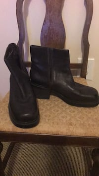 Brown Leather Boots Claymont, 19703