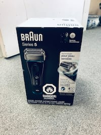 Brand new sealed Braun series 5 shaver Toronto, M1R 2Z2