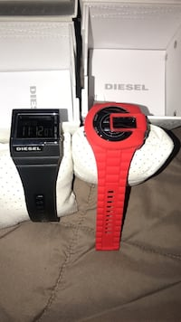 Two good condition diesel watches  Antioch, 94509