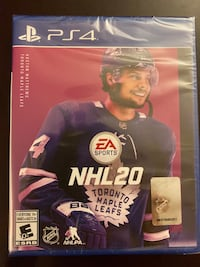 NHL 20 - PS4 Mississauga, L5A 4N8