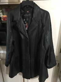 Women Centigrade Leather Jacket-1x-used Denver, 80204