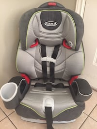 baby's gray and black Graco car seat Brownsville, 78521