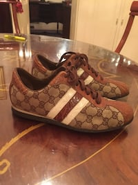 Authentic Gucci Sneaker Shoes Brantford, N3R 4J8