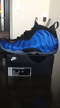 Air foamposite one XX sz 11 Burlington, L7R 1J7