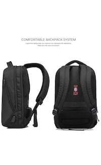 Laptop backpack fits 15in laptops  New York, 10009