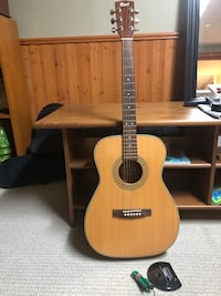 Acoustic guitar free delivery