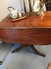 Antique Duncan Phyfe style Drop Leaf table   Boiling Springs, 29316
