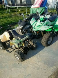 Atv 700 for all 3 or best offer Woodlawn, 21244