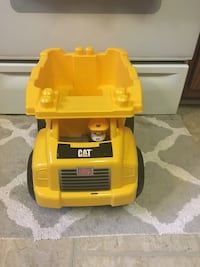 CAT dump truck toy Olney, 20832