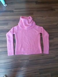 pink turtleneck sweater Stafford, 22554