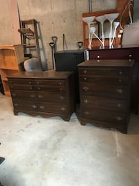Dresser and chest