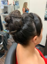 wedding updo's special occasions Middletown