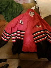 Dale Earnhardt jr. bud racing xl jacket  Florence, 35634