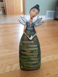"Kelly Rae Roberts ""Believe' Figurine Port Moody, V3H 1T2"