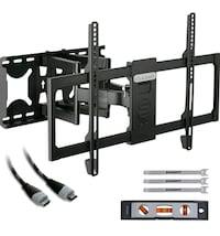 Full Motion TV wall mount 37-70 inches  Nashville, 37013