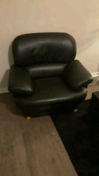 2 IDENTICAL leather  chairs Surrey, V3S 0Y7