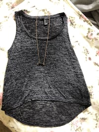 Forever 21 Heather Grey tank, Ladies Size Small. Like New! No Flaws! Wichita, 67207
