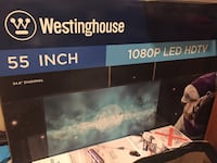Westinghouse TV 55' LED HD Vienna, 22182