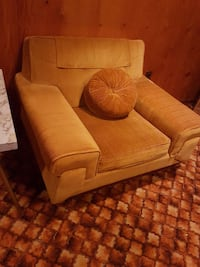Very Sturdy well made couch and chair. Regina, S4N 1A2