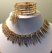 Absolutely Gorgeous Fifth Avenue Collection Jewelry Set ! Edmonton, T5T 0R9