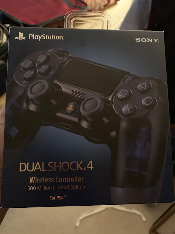 PlayStation Controller (Dual Shock - Limited Edition Blue)