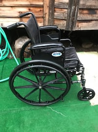 black Drive wheelchair Pauma Valley, 92061