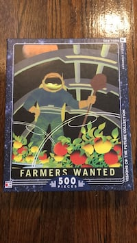space farmer puzzle (500 pieces) Washington, 20009