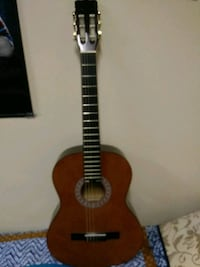 brown and black classical guitar West Palm Beach, 33417