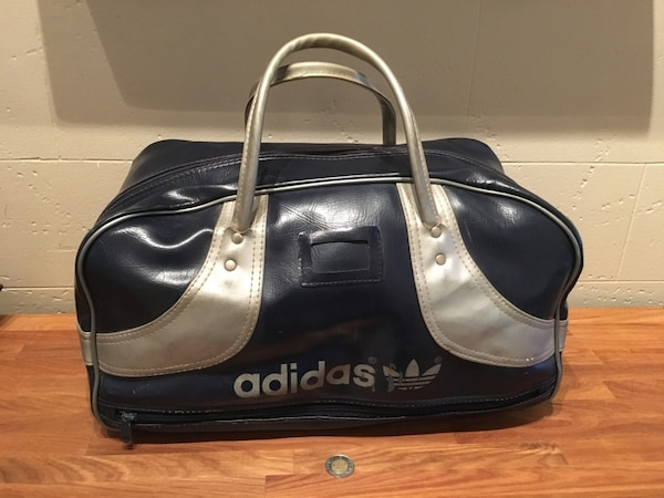 7c02148d0376 Used Vintage adidas gym bag for sale in Lachine - letgo