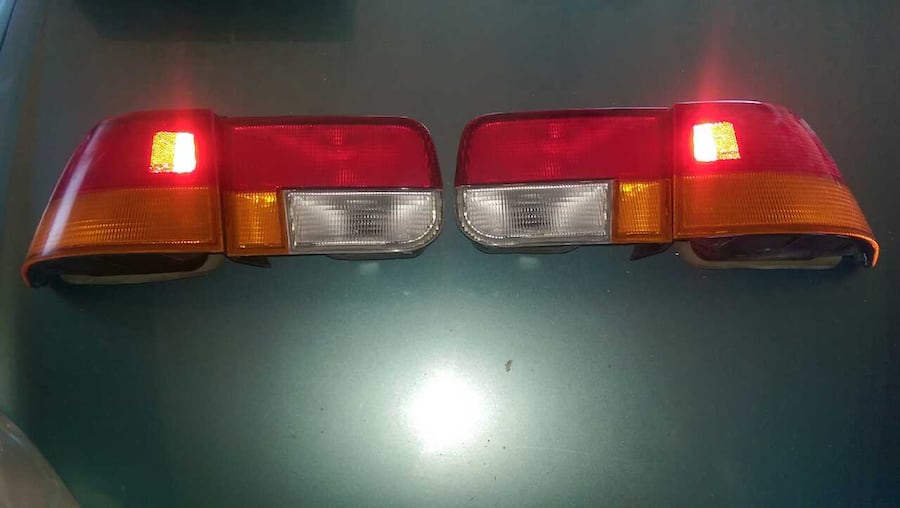 (Phone number hidden by letgo) nda civic taillights 6865e089-9462-450c-808f-45d5e9b603be
