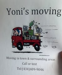 Local moving Charlottesville