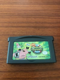Gameboy Advance SpongeBob Squarepants: The Movie.  Toronto, M1S 1W8