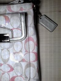COACH signature KRISTIN EMBOSSED SEQUIN SIGNATURE  Brampton