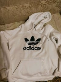 Adidas Hoodie. Size S. Brand new condition. Worn once only. Calgary, T3J 3X3