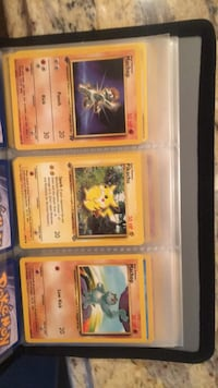 Pokemon trading cards 120 mi