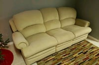 Recliner couch.  Toronto, M1L 2S1