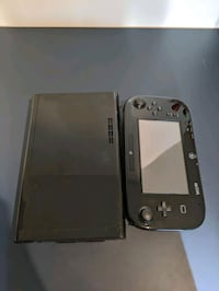Wii U Console and Gamepad for Sale  Edmonton, T6C 4H2