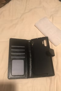 Wallet/cell phone case