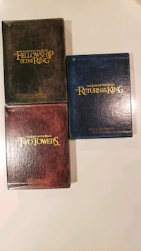 DVD Box Sets | Lord of The Rings Trilogy | Special Extended Edition