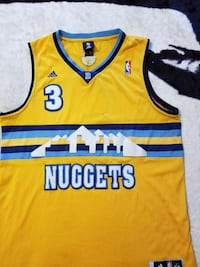 Denver Nuggets officially licensed jersey
